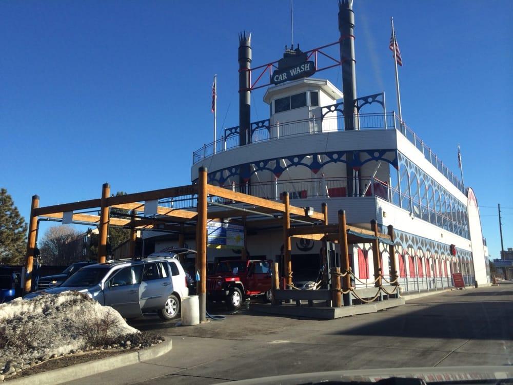 Riverboat Car Wash  S Poplar St