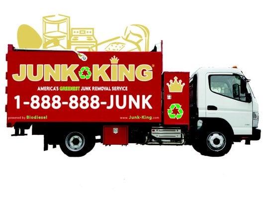 Junk King Minneapolis: 7212 Washington Ave S, Eden Prairie, MN