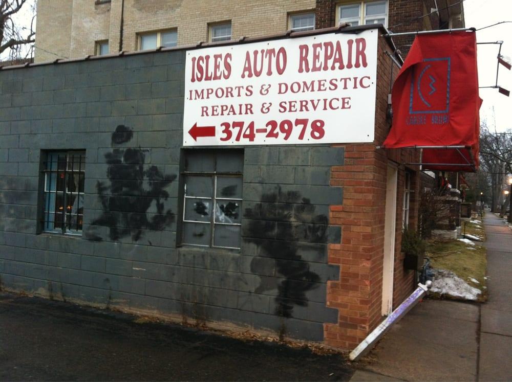 Isles Auto Repair
