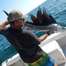 Above average charters fishing 25 causeway blvd for Fishing charters clearwater fl