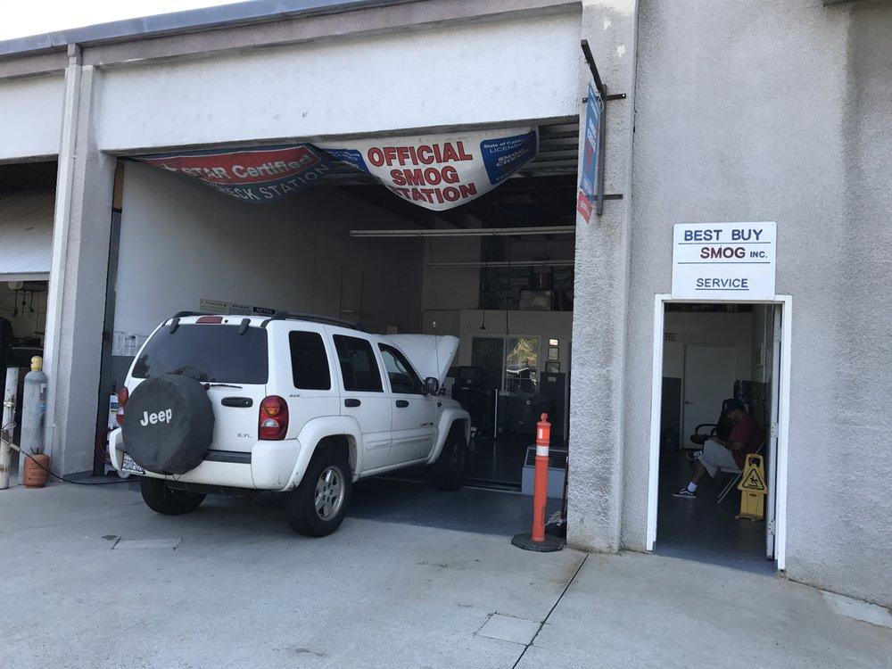 Best Buy Smog: 1209 W 190th St, Gardena, CA