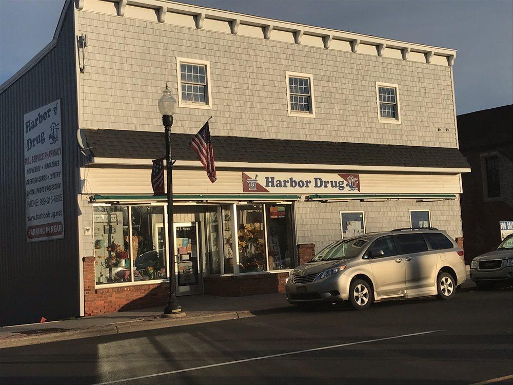 Harbor Drug: 114 S Huron Ave, Harbor Beach, MI