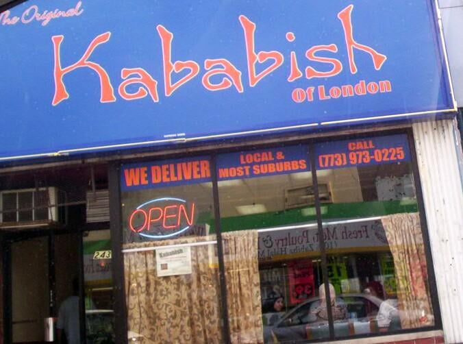 Kababish of London: 2437 W Devon Ave, Chicago, IL
