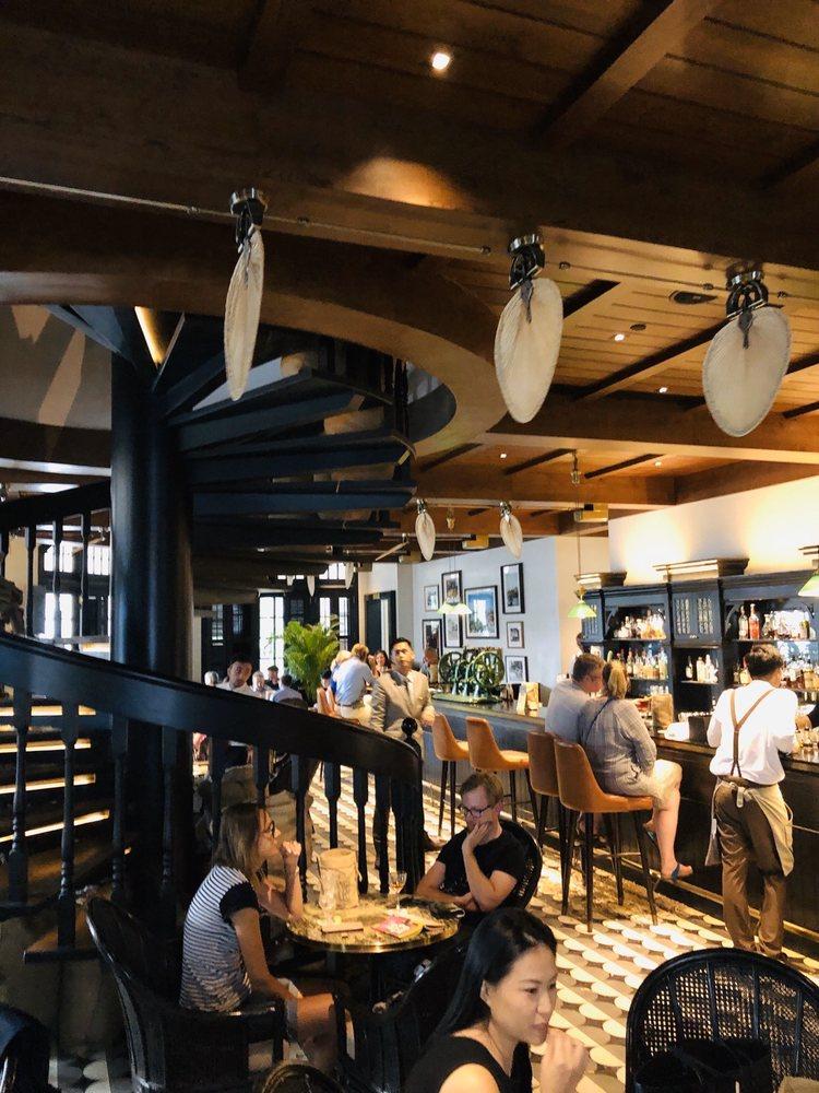 Long Bar Singapore