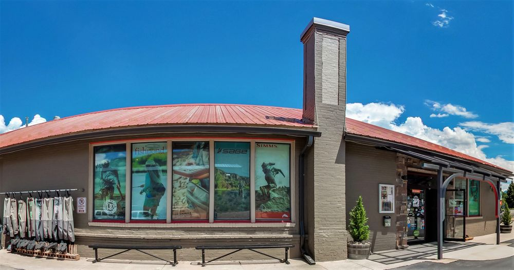 RIGS Fly Shop & Guide Service: 1075 Sherman St, Ridgway, CO
