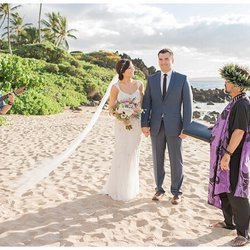 Photo Of Simple Maui Wedding Wailuku Hi United States Before We Say