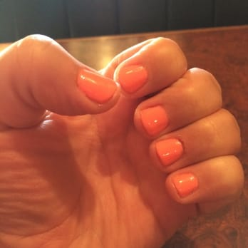 Photo Of Toplight Nails Pasadena Ca United States Cut From Ring Finger