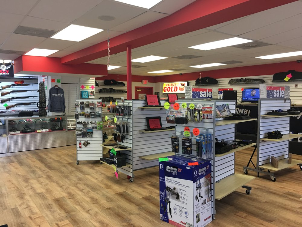 Patriot Gun & Pawn: 10510 Seminole Blvd, Largo, FL