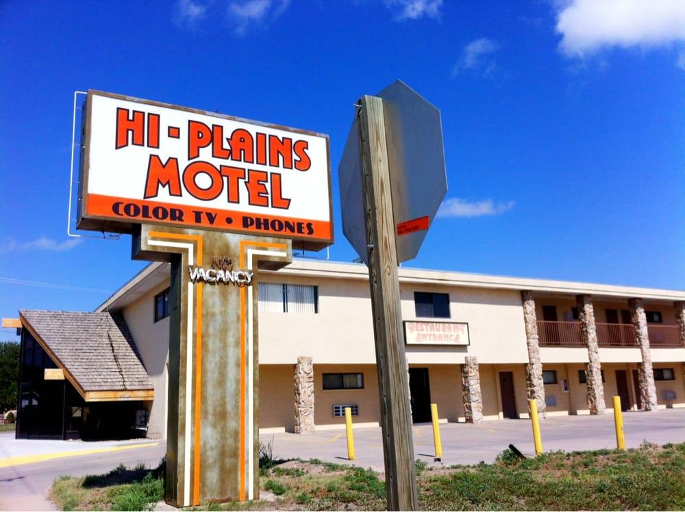 Hi Plains Motel: 312 E Broadway, Leoti, KS