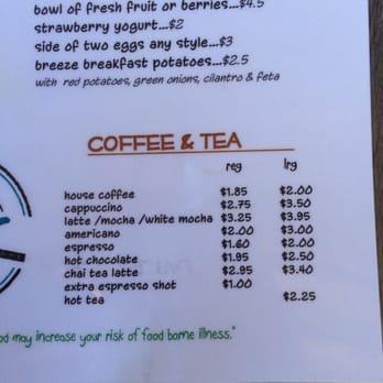 Cafe Pacifica Del Mar Ca