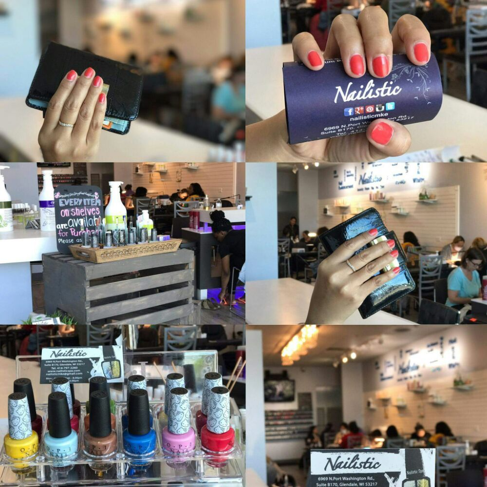 Nailistic - 151 Photos & 34 Reviews - Nail Salons - 6969 N Port ...