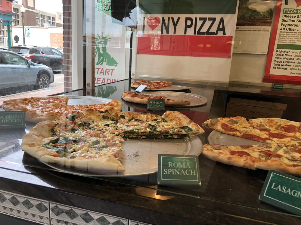 I Love NY Pizza: 28 N Front St, Wilmington, NC