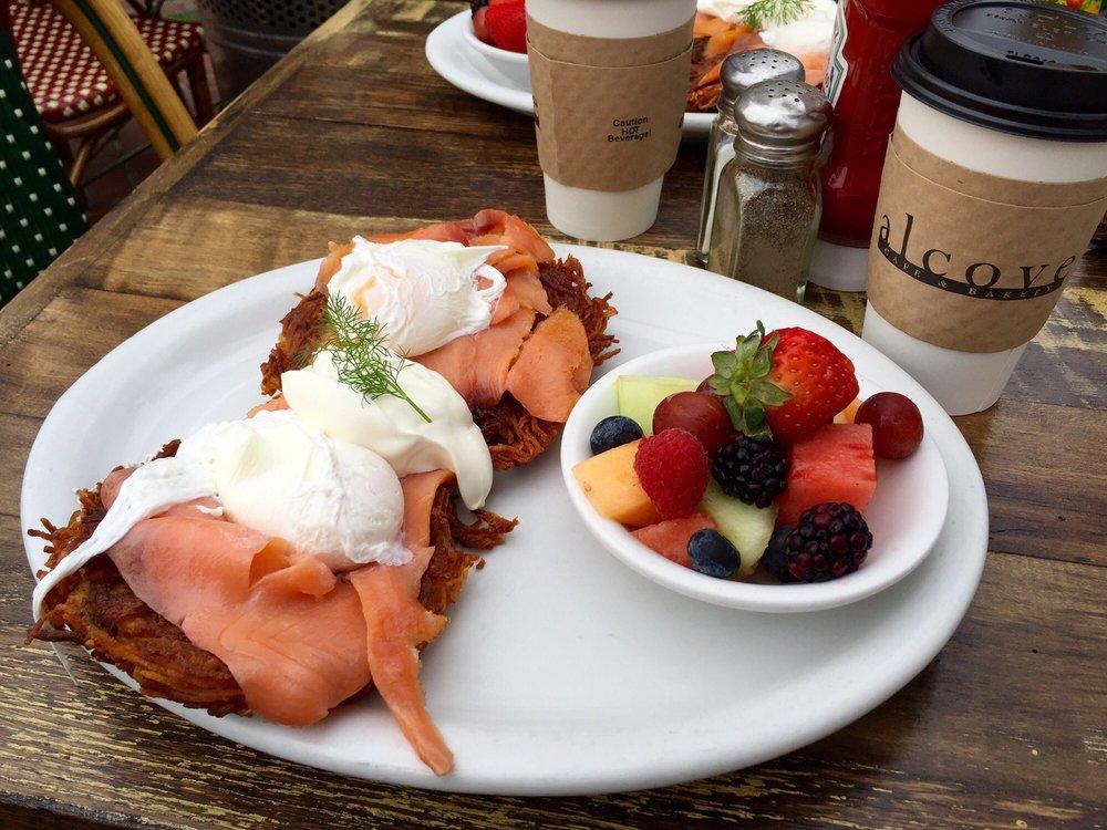 Bennies Cafe Menu