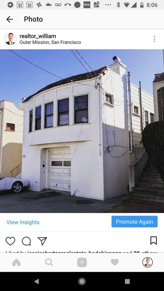 William Yip - Century 21 Real Estate Alliance: 1569 Sloat Blvd, San Francisco, CA