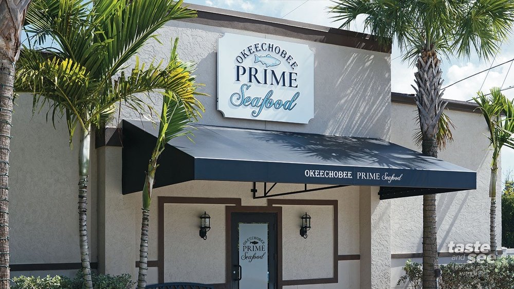 Okeechobee Prime Seafood: 2888 Shawnee Ave, West Palm Beach, FL