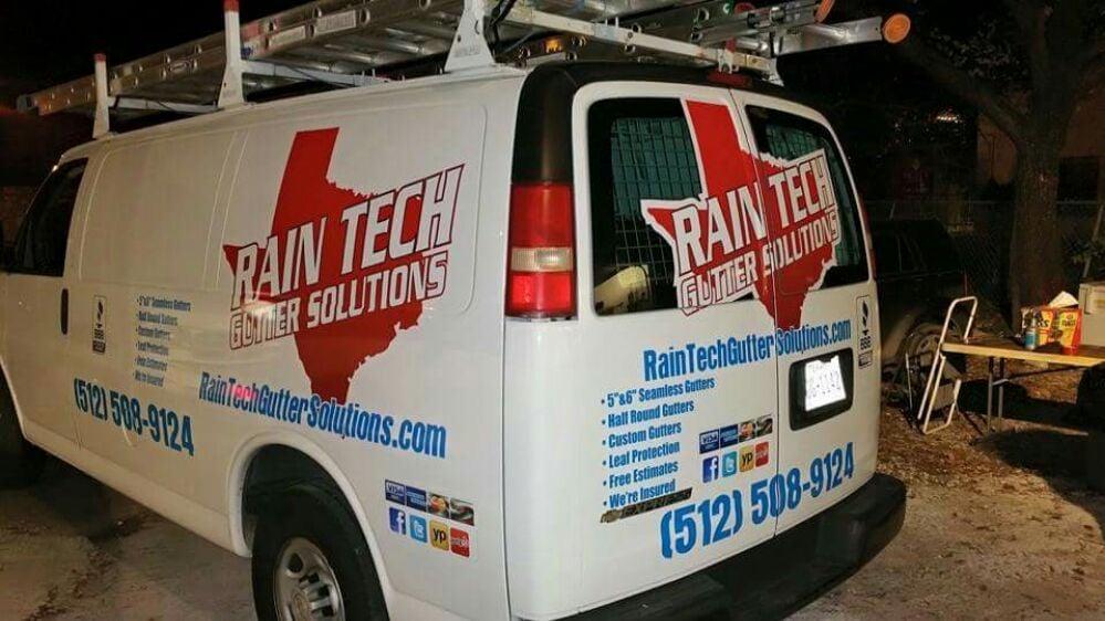 Photos For Rain Tech Gutter Solutions Yelp