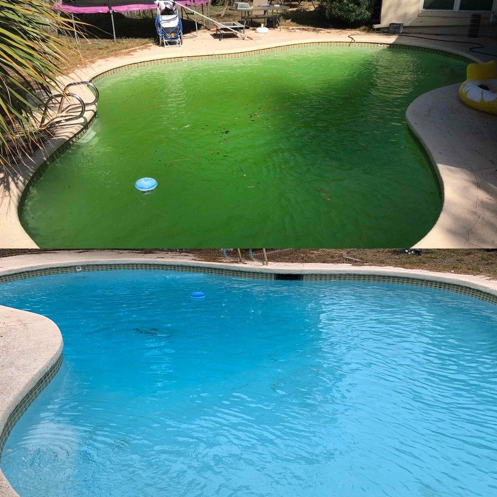 Golden Eagle Pools: Fleming Island, FL