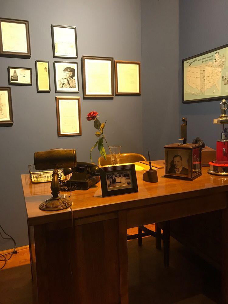 Zippo/Case Museum & Flagship Store: 1932 Zippo Dr, Bradford, PA
