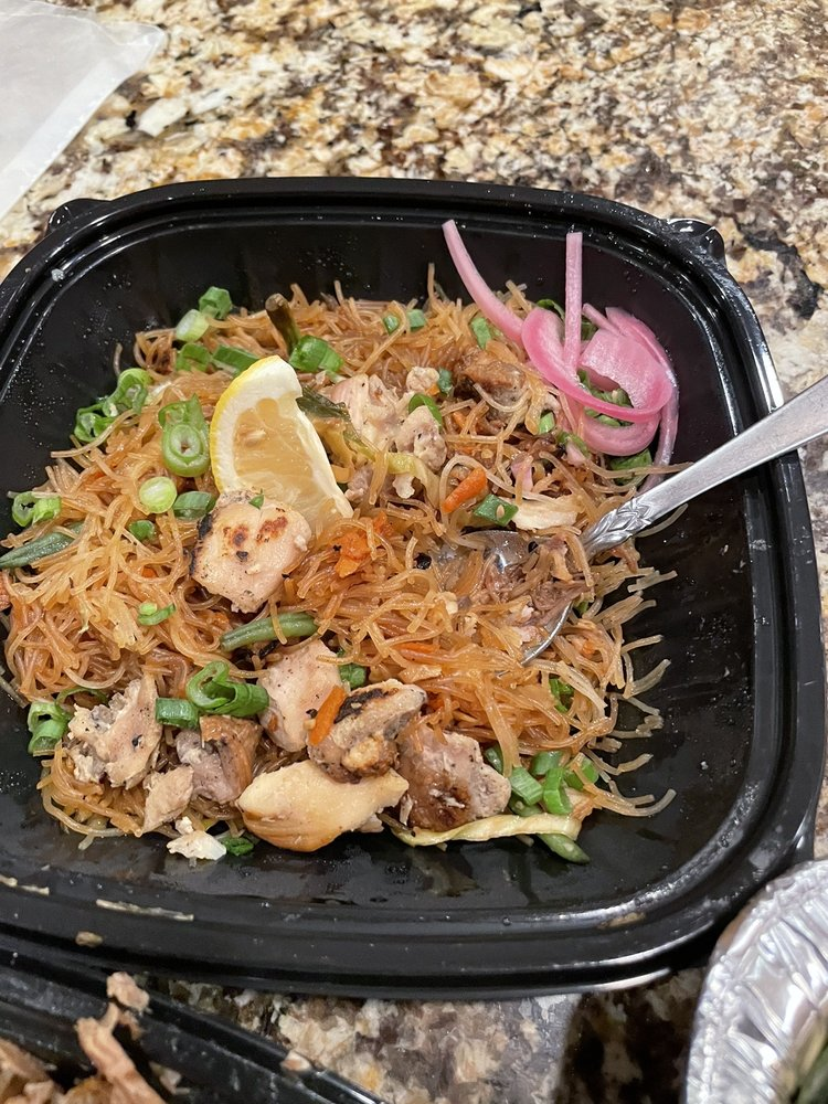 Food from Guerrilla Street Food