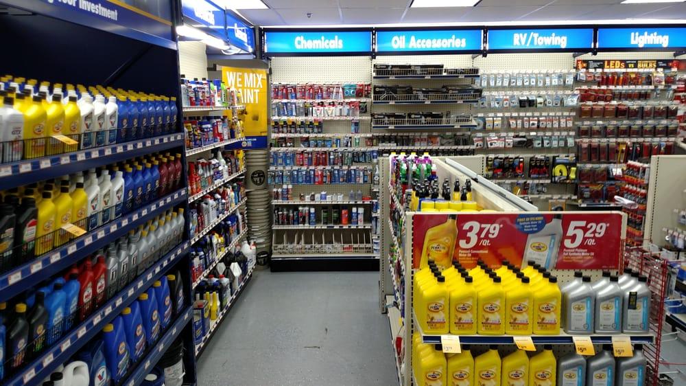 NAPA Auto Parts - Auto Parts & Supplies - 20 Goodenough St ...