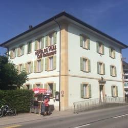 Restaurant Hotel De Ville Cudrefin