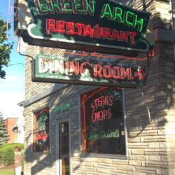 Photo Of Green Arch Restaurant Cortland Ny United States