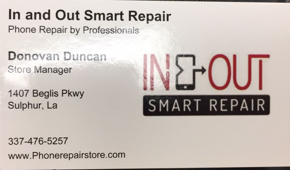 CPR Cell Phone Repair Sulphur: 1407 Beglis Pkwy, Sulphur, LA