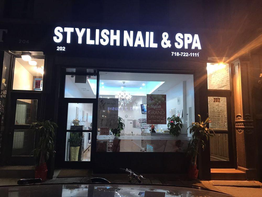 Stylish Nail & Spa: 202 5th Ave, Brooklyn, NY