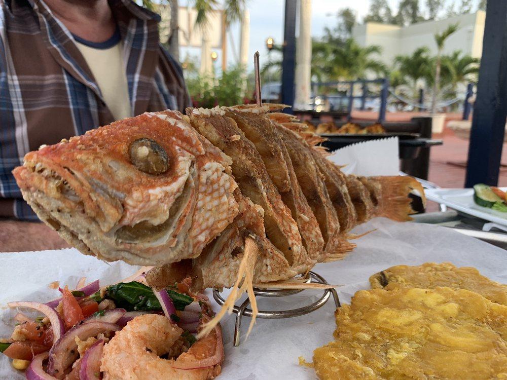 Atlantica Seafood Restaurant & Market