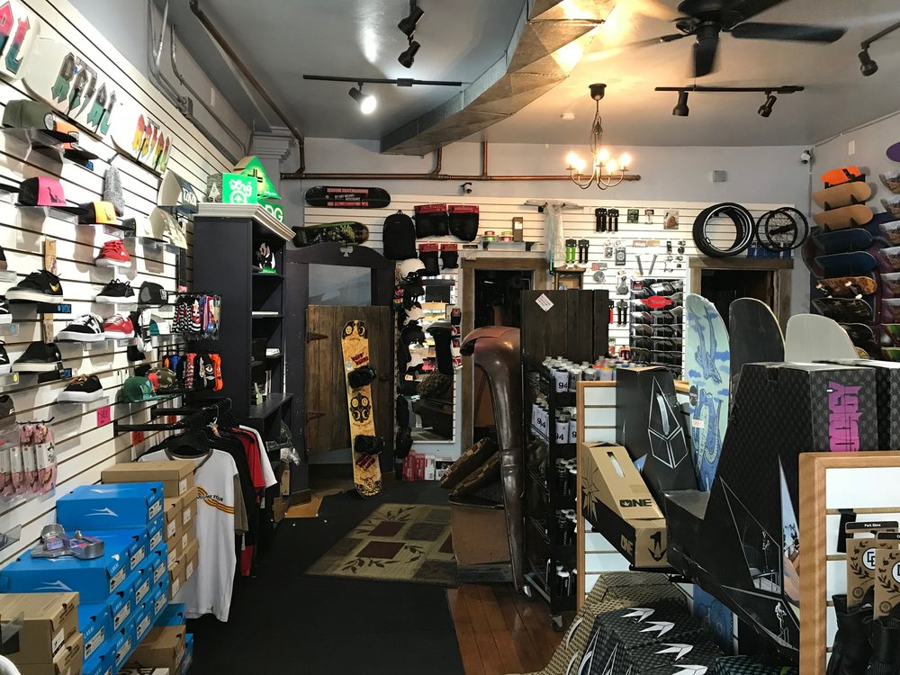 Deckadence: 326 W Center St, Pocatello, ID