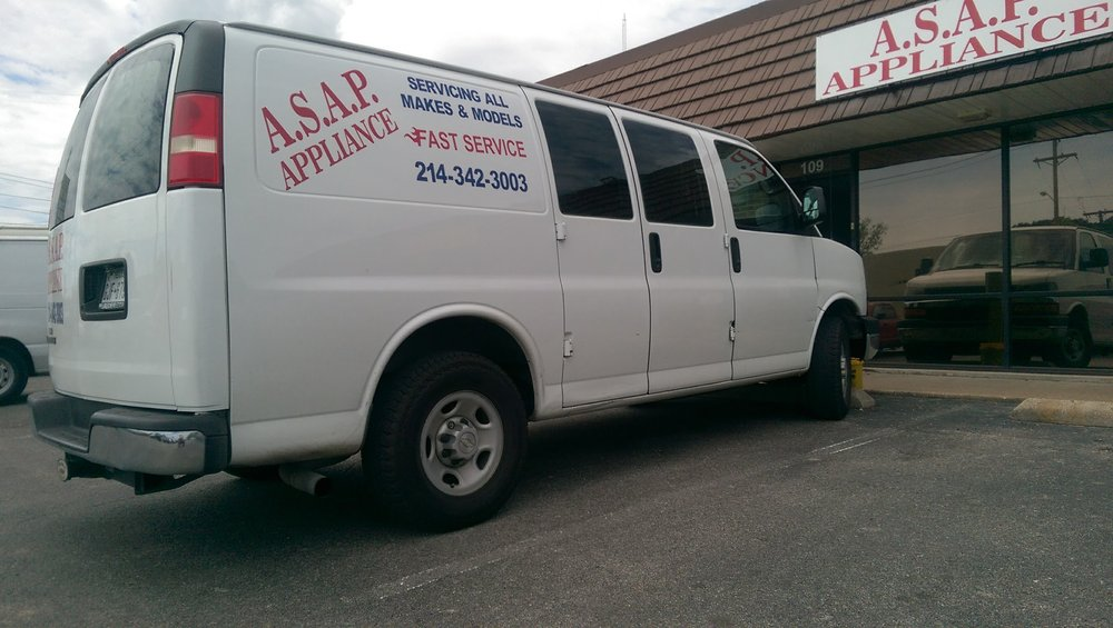 ASAP Appliance Service