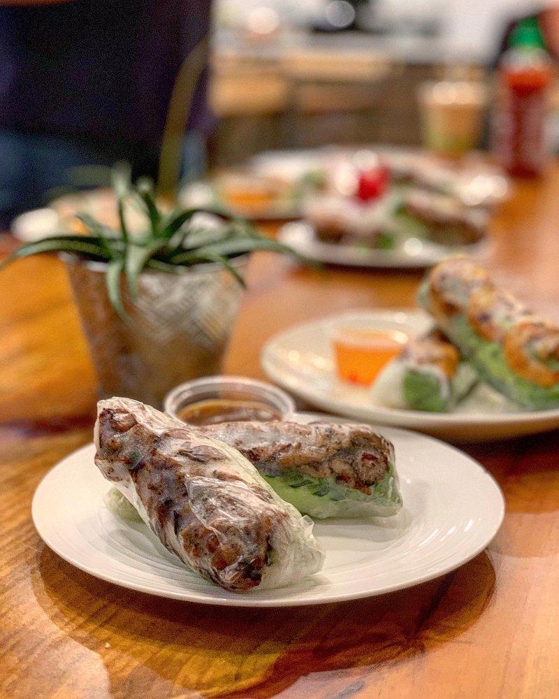 Bun Mi Vietnamese Grill: 2277 Peachtree Rd, Atlanta, GA