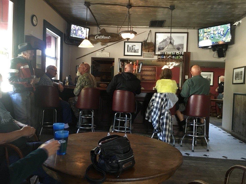 Cutthroat Saloon & Restaurant: 14830 CA-89, Markleeville, CA
