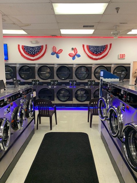 Family Laundromat: 1107 W Chester Pike, West Chester, PA