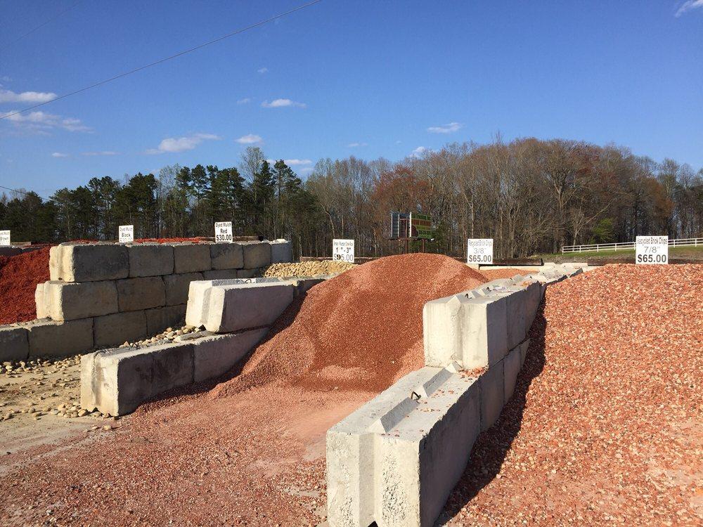 Farmers Mulch & Rock: 7802 Nc 268, Dobson, NC