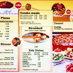photo of villa fresh italian kitchen hurst tx united states - Villa Italian Kitchen