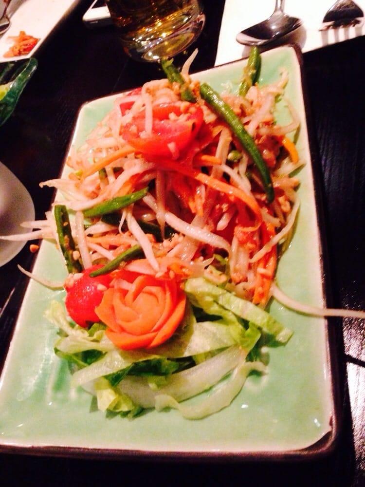 Thai Restaurant Chancery Lane