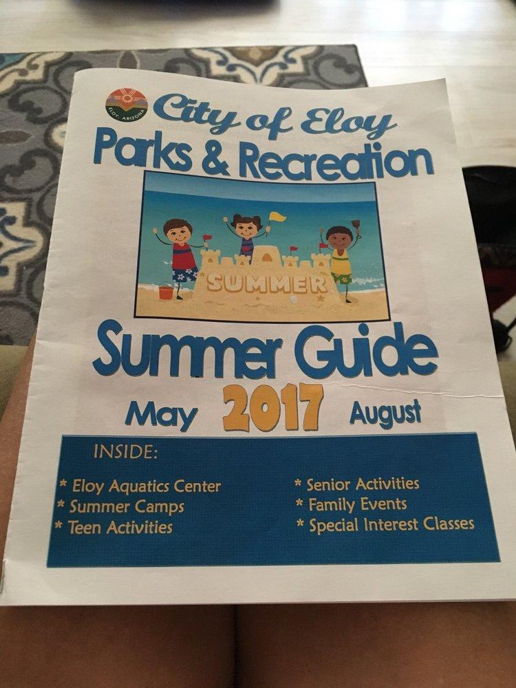 Eloy City Pool: Tyron St, Eloy, AZ