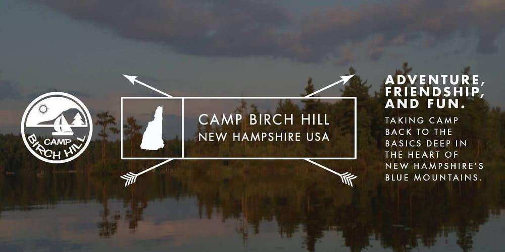Camp Birch Hill: 333C Birch Hill Rd, New Durham, NH