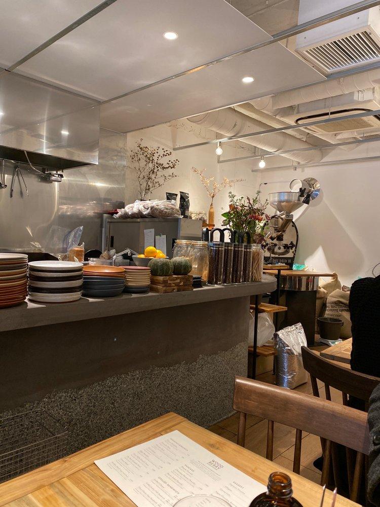 WOODBERRY COFFEE ROASTERS Shibuya