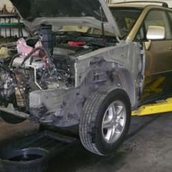 Eurocar Collision Repair Inc 12 Reviews Body Shops 2878 Prune