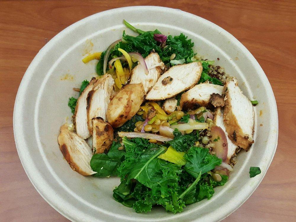 Roast Kitchen 71 Fotos Y 79 Rese As Ensaladas 520 8th Ave Midtown West Nueva York Ny