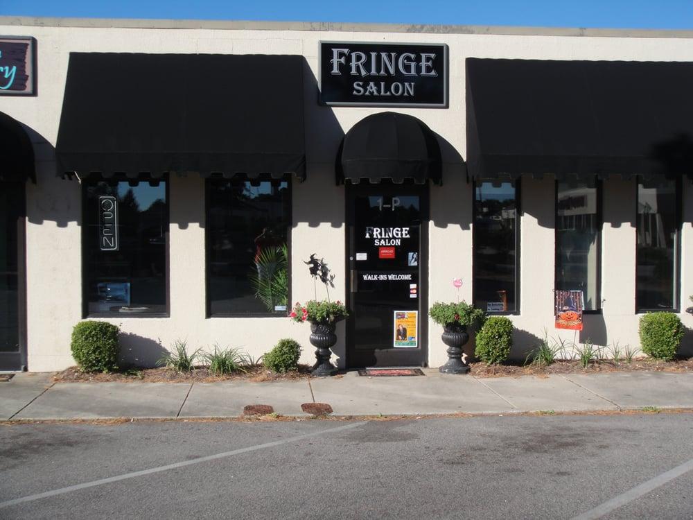 Fringe Salon: 2801 Ward Blvd, Wilson, NC