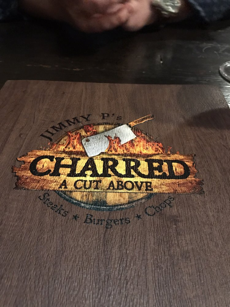 Jimmy P's Charred - Naples