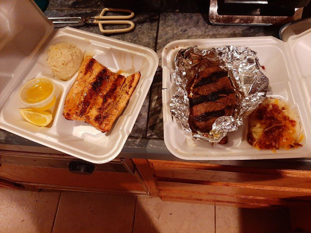 U & I Restaurant: 309 S Water St, Corpus Christi, TX