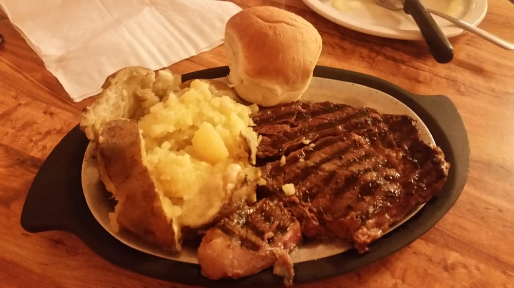 Van's Steak House: 2447 Military Ave, Baxter Springs, KS