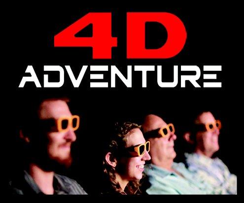 4D Adventure: 256 Central Ave, Hot Springs, AR