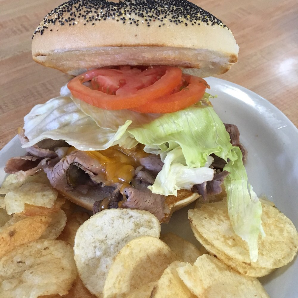 The Barrel Family Restaurant: 881 State Rte 307, Spring Brook Township, PA