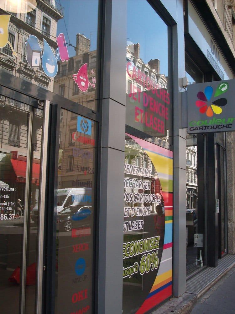 couleur cartouche office equipment 1 grande rue de la croix rousse croix rousse lyon. Black Bedroom Furniture Sets. Home Design Ideas