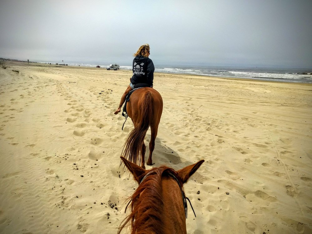 Pacific Dunes Riding Ranch